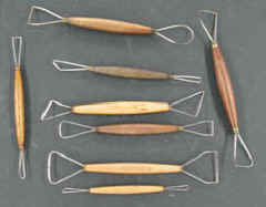 Selection of Steve Austin's wire tools.